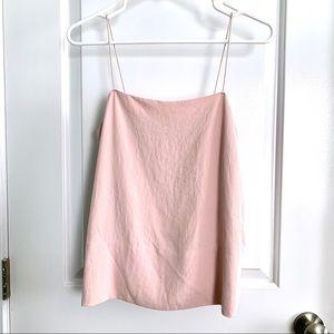 ✨ pink Everlane GoWeave cami tank